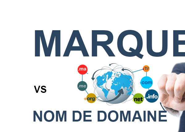 nom de domaine vs marque